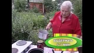 Как сварить компот из вишни, смородины, крыжовника, клубники.