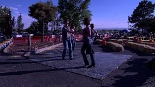 "Clay McClinton- ""Whole Lotta Work"" (HD) Featruing the County Line ABQ Summer Music Series"