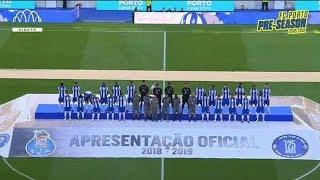 Apresentação do plantel FC PORTO 2018/2019 - COMPLETO
