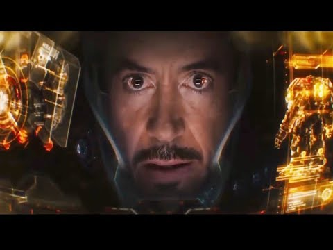 All Iron Man and Jarvis Scenes Ft. Robert Downey Jr. & Paul Bettany