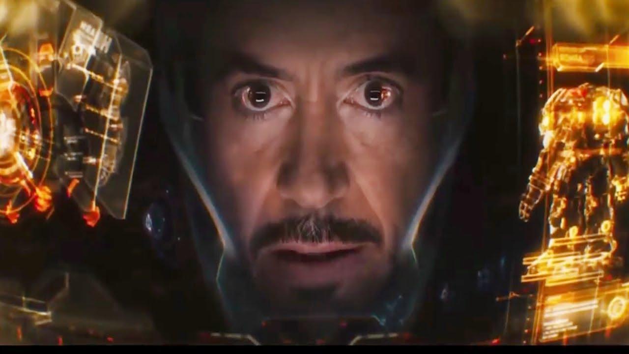 All Iron Man and Jarvi... Robert Downey