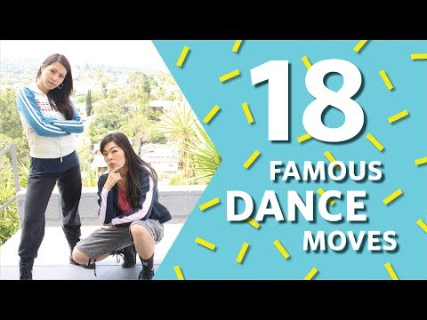 Viral Dance Moves - Popular Dance Moves from the 1970's and On!