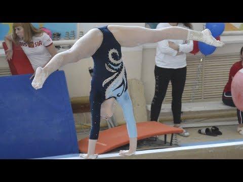 видео: спортивная гимнастика девушки - Орлёнок 2019
