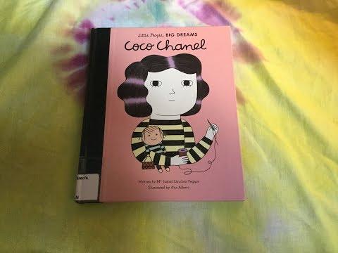little people big dreams---- Coco Chanel read aloud
