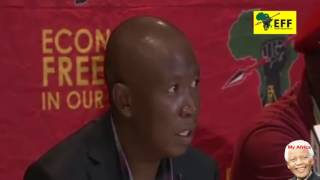 Julius Malema On Election Results And Coalitions With DA And ANC