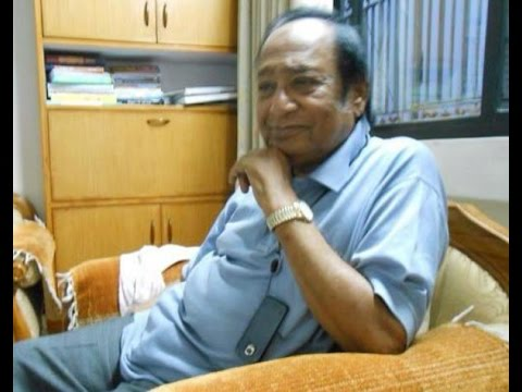 Legendary actor of Gujarati theatre and Film Padmashri Upendra Trivedi passes awayreview