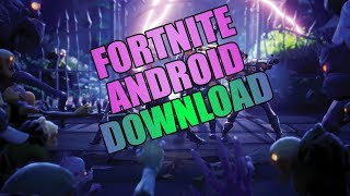 Fortnite Android - Download Fortnite for Android [Fortnite APK]