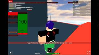First ever roblox glitch?