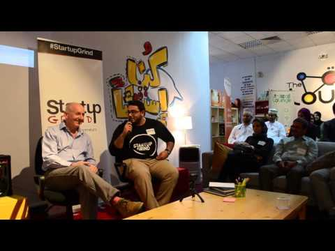 Startup Grind Oman hosts Mark Evans (Crossing the Empty Quarter Expedition)