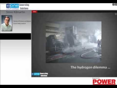 E/One Webinar: What You Need to Know About Hydrogen Purity & Dewpoint for Large Turbogenerators