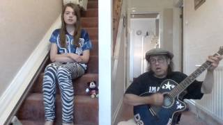 The Chiffons - He's So Fine - Danny McEvoy and Jasmine Thorpe - Acoustic Cover
