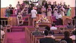 """Prayer Bells of Heaven"" Mount Carmel Baptist Church Choir, Fort Payne Alabama"