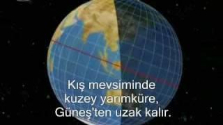 Gezegenimiz Dünya - Gece ve Gündüz
