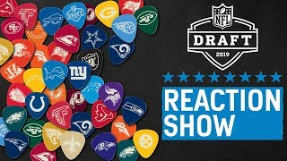 2019 NFL Draft Reaction Show