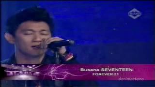 "Seventeen ""Jaga Hatimu"" 1000 Kisah Ungu 20 Des 2010 [HD]"