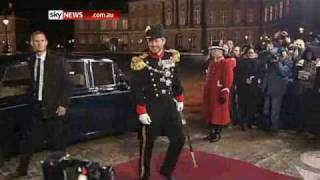 The countdown is on for Princess Mary - Danish Royal Family at New Year's Banquet (2011) Thumbnail