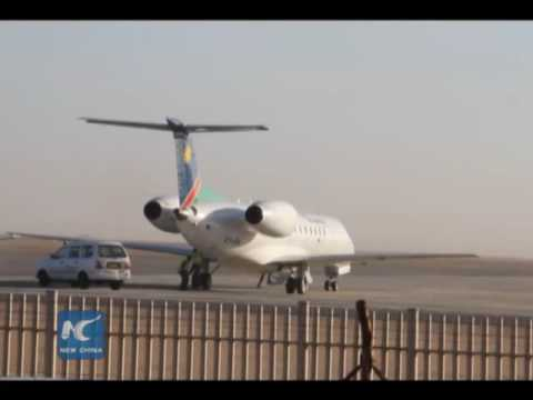 Chinese built Airport Terminal Building in Namibia inaugurated