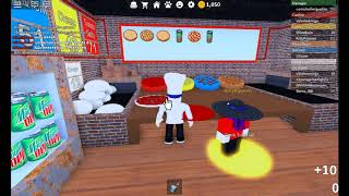 Roblox-Fasendo Pizza