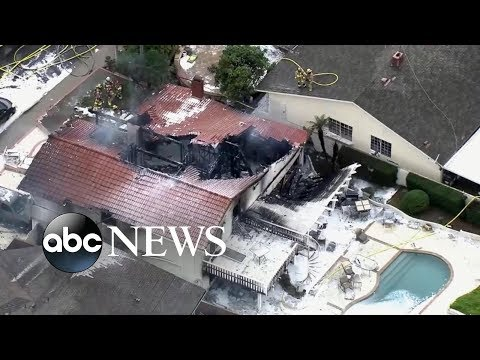 5 dead after plane crashes into home Mp3