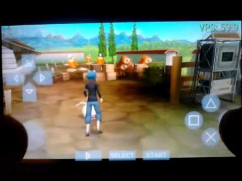 Giả Lập PPSSPP][MF]Digimon World Re: Digitize [English Patch