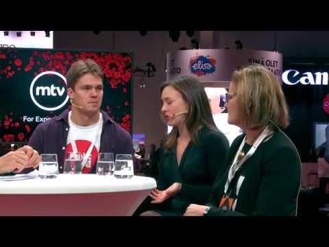 Jessica Jackley, Pekka Hyysalo & Anni Vepsäläinen: Creating a Movement for Helping Others