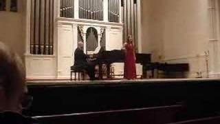 Una Voce Poco Fa Performed by Shannon Darroch
