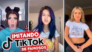 IMITANDO TIK TOK MÁS VIRALES!! | Leyla Star 💫