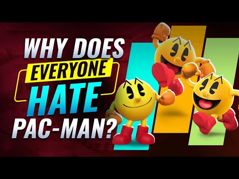 WHY DOES EVERYONE HATE PAC-MAN!?