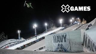 Hailey Langland wins Women's Snowboard Big Air gold