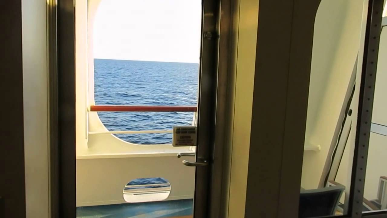 Carnival Breeze Cove Balcony 2315 Youtube