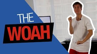 The Woah Dance Tutorial! H๐w To Do the WOAH! Easy HipHop Dance Moves