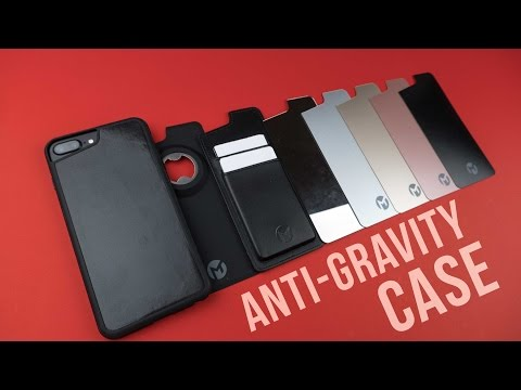Mega Tiny Anti-Gravity Case for iPhone 7 Plus – Review – Best modular iPhone case!
