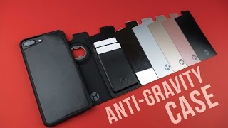 Mega Tiny Anti-Gravity Case for iPhone 7 Plus - Review - Best modular iPhone case!