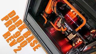 Be Quiet Dark Base Pro 900 Rev 2 Time-lapse Build.