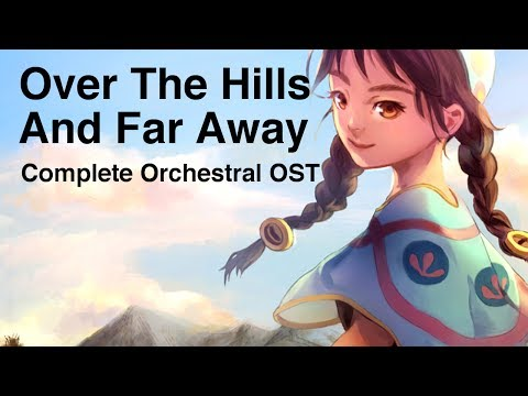 Over The Hills And Far Away | Visual Novel OST Album (Yuang