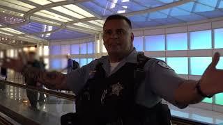 Chicago Police Tribute to 2019 Star Wars Celebration