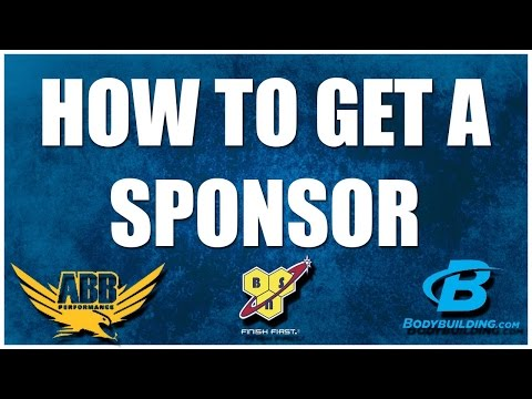 How To Get A Fitness Sponsorship