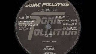 HCM - Xploded Melody - Sonic Pollution 001 - Lesson one - Info Side B2