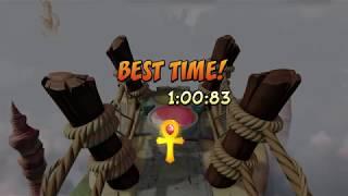 Crash Bandicoot N. Sane Trilogy | Road To Nowhere | Golden Relic [1:00:83]