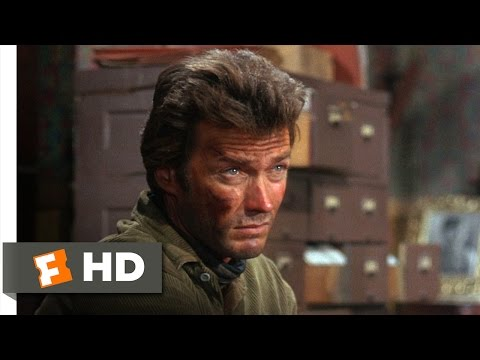 Hang 'Em High (4/12) Movie CLIP - The Judge's Offer (1968) HD