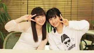 MCはモーニング娘。'15の佐藤優樹と、Juice=Juiceの植村あかり! 4/15...