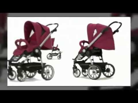 Детская коляска teutonia BeYou видео обзор