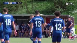 1. FC Kaan-Marienborn - ASC 09 2:1 (0:1)