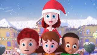 Jingle Bells | Christmas Songs for Babies | X'mas Videos for Kids