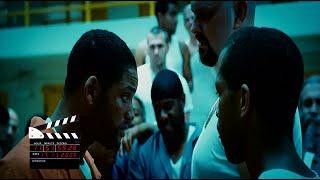 Смешной момент  из фильма Хэнкок (2008)