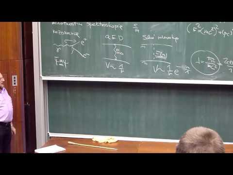 Pojem hmotnosti ve fyzice (Jiří Dolejší, Jiří Langer) MFF UK 31.10.2013