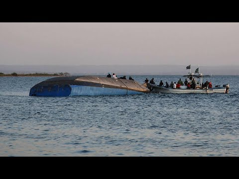 Over 200 killed in Tanzania ferry disaster