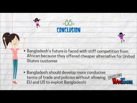 The Rise of Bangladesh Textile Trade