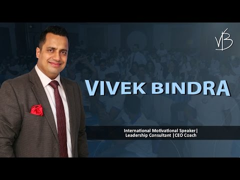 Mr.Vivek Bindra: International Motivational Speaker | Leadership Consultant | CEO Coach