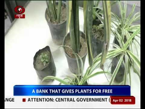 Good News: Tree Bank run by Bareilly's Life Line Environment Group